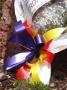 Ofrenda floral en el Monteagudo