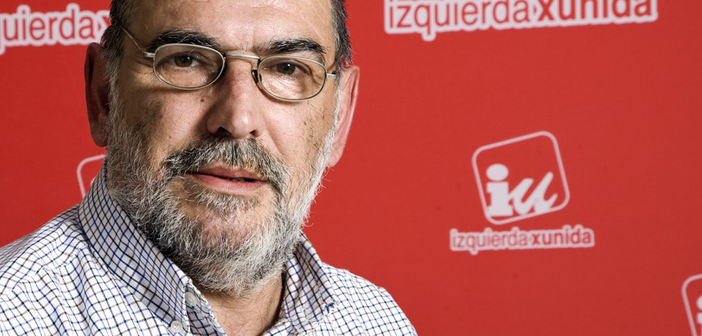 Jesús Lastra, nuevo concejal de IU Pravia